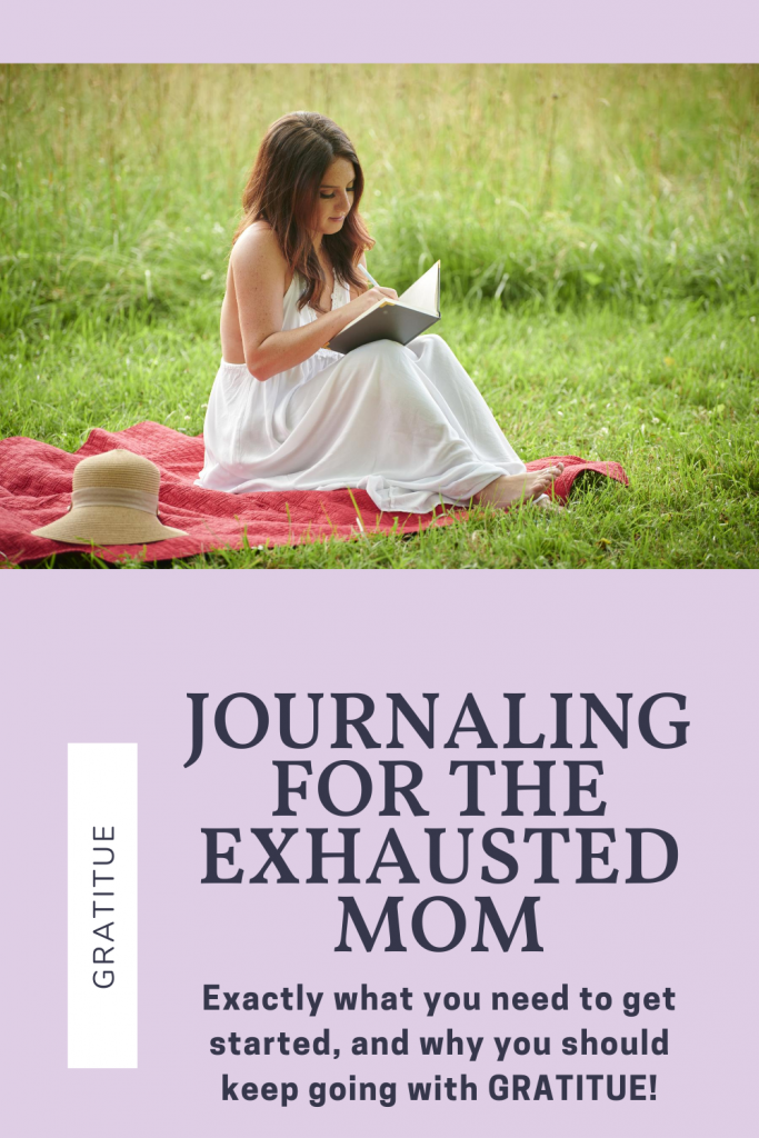 Are you drowning in the overwhelm of motherhood? Then I have a solution that can help you get it all sorted out.